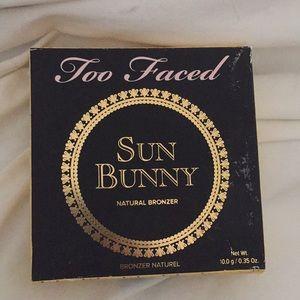 Toofaced sunny bunny bronzer